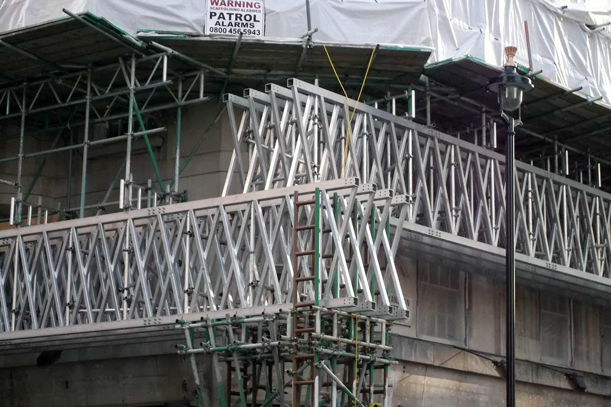 Apollo Scaffold Services 1500mm X-Beam - Image 9