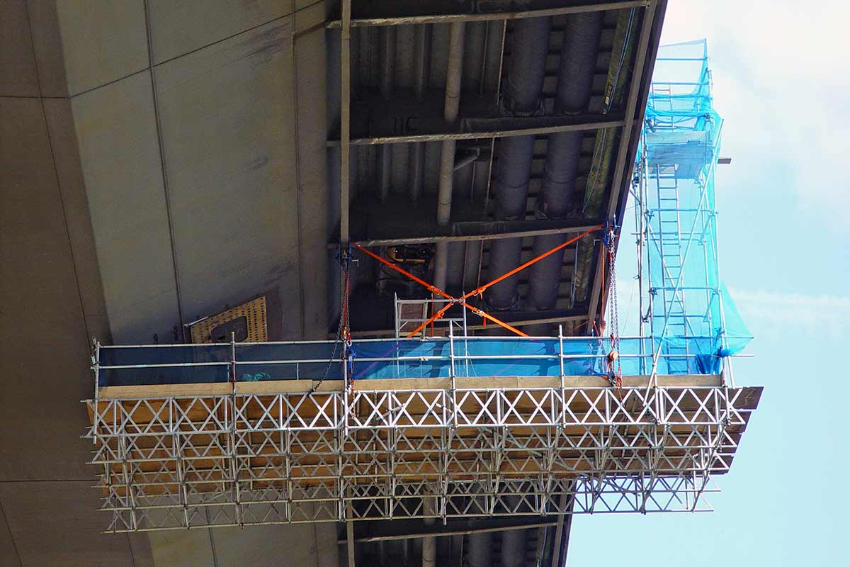 Apollo Scaffold Services 750mm X-Beam - Image 1