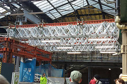 Apollo Scaffold Services 750mm X-Beam - Image 5