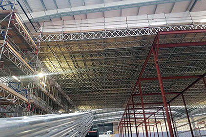 Apollo Scaffold Services 750mm X-Beam - Image 8