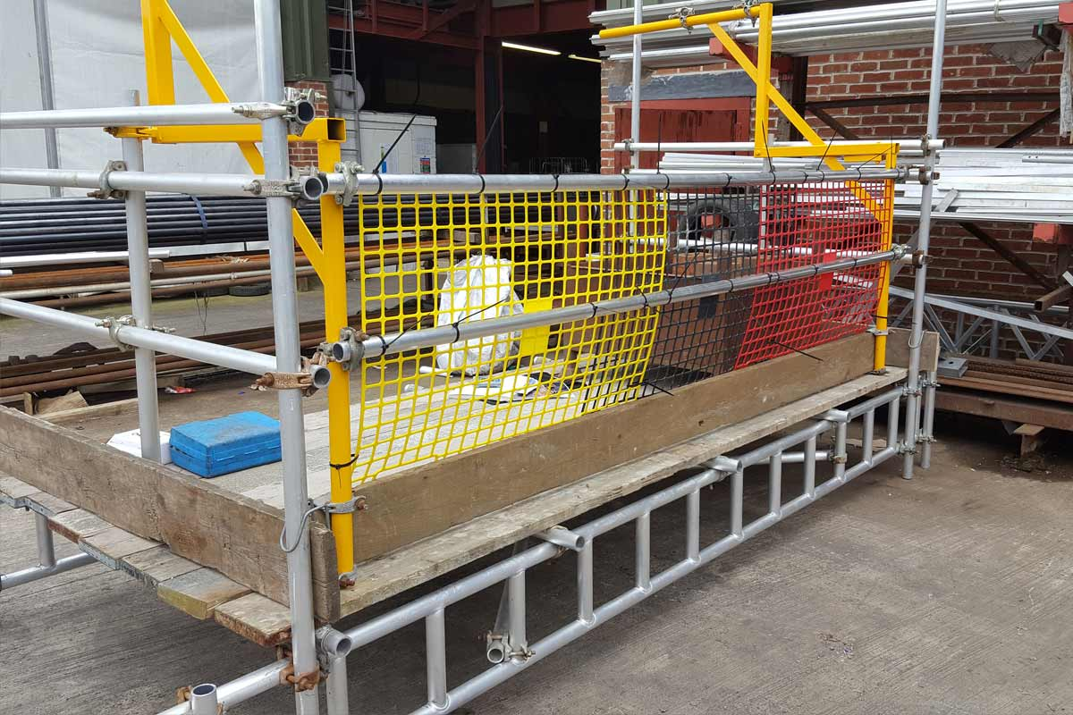 Apollo Scaffold Services Loading Bay Gates - Image 8