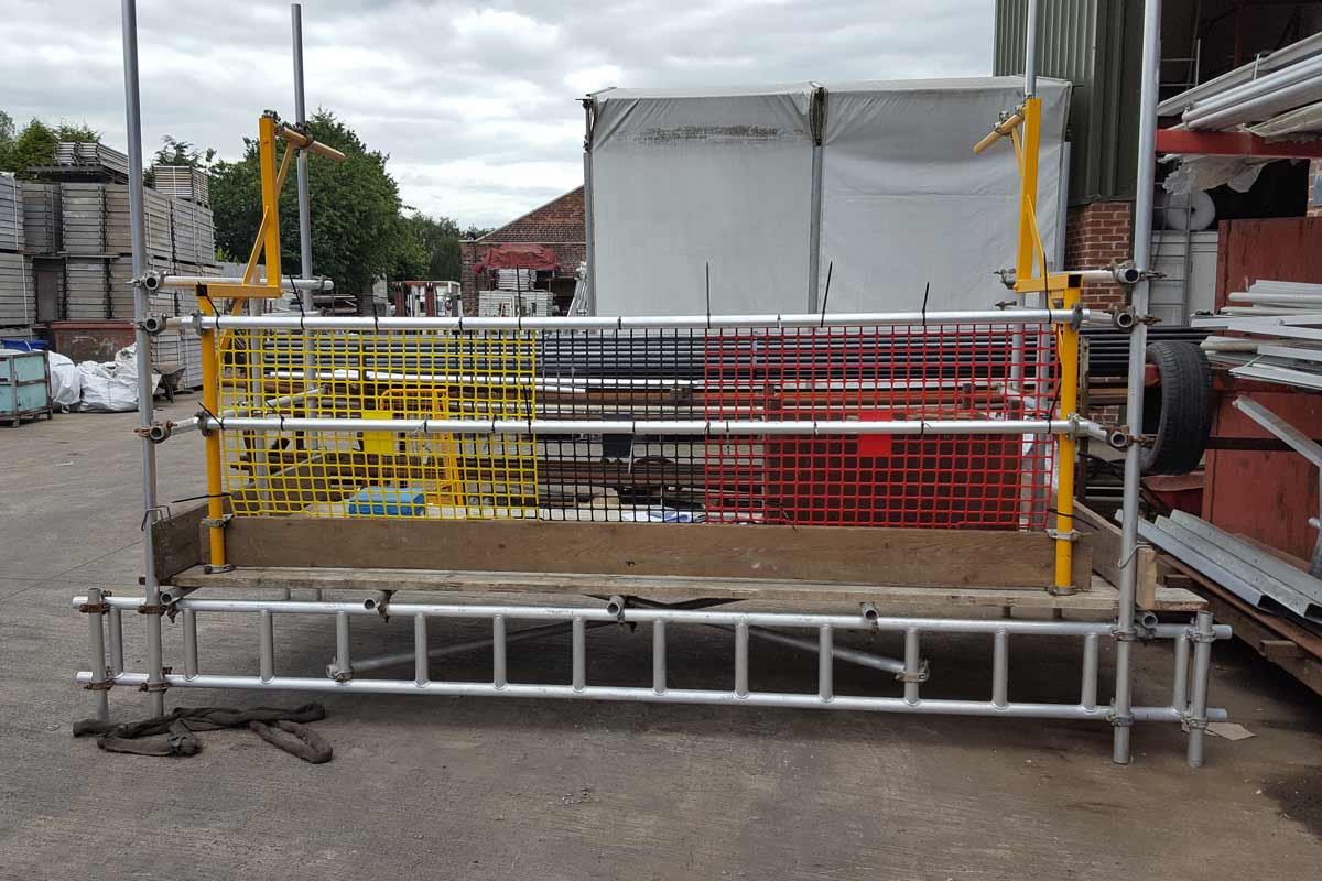 Apollo Scaffold Services Loading Bay Gates - Image 9