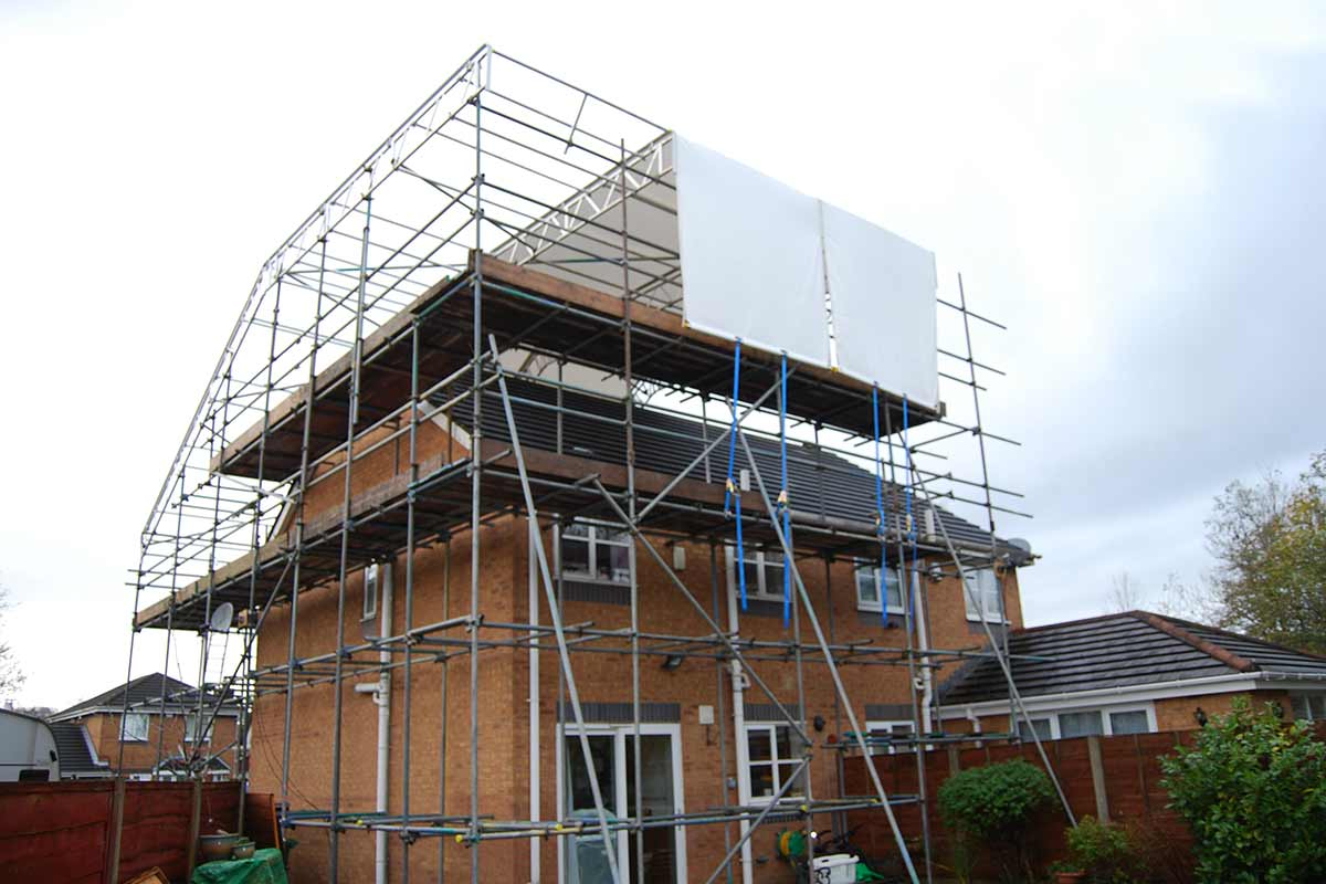 Temporary Roofing Products Apollo Scaffold Services