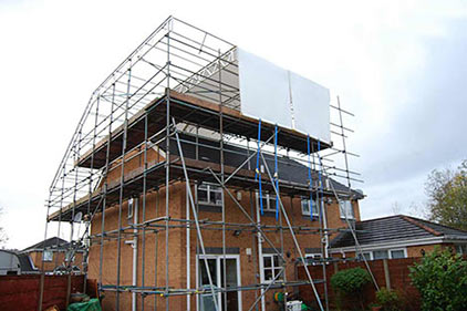 Apollo Scaffold Services Temporary Roofing Products - Image 6
