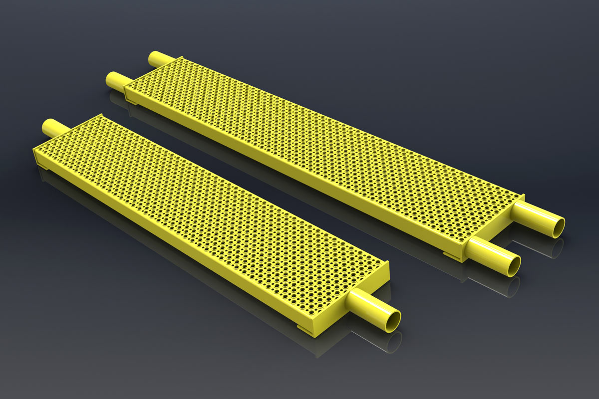 Scaffolding For Stairs : Stair treads public access steps apollo scaffold