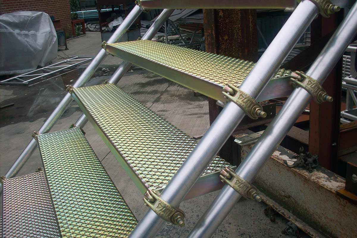 Apollo Scaffold Services Stair Treads & Public Access Steps - Image 9