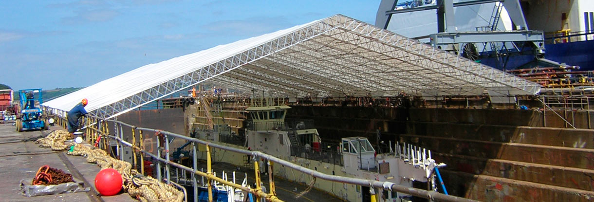 Temporary Roofing Products - Apollo Scaffold Services